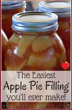 Apple Recipes For Canning, Apple Crisp Recipes, Recipes For Apples, Crab Apple Recipes, Pressure Canning Recipes, Canning Labels, Canning Tips, Jelly Recipes, Candy Recipes