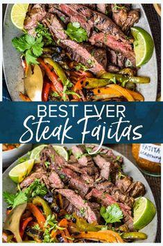 Mexican Food Recipes, Beef Recipes, Dinner Recipes, Cooking Recipes, Healthy Recipes, Flank Steak Recipes, Recipes With Steak, Mexican Breakfast Recipes, Easy Recipes