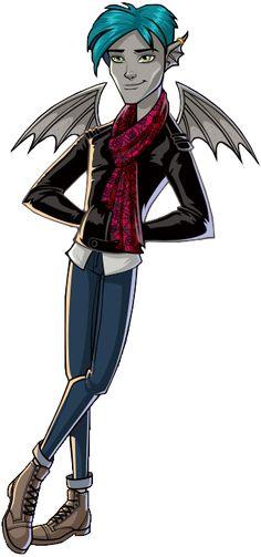 All about Monster High: Characters Monster High Wiki, Monster High Boys, Love Monster, Rochelle Goyle, Catty Noir, Perfect Boyfriend, Dragon, Bratz Doll, Ever After High