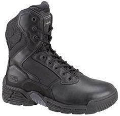 5f5e110e3f4 Men s Magnum Stealth Force 8 Inch - Black Duty Boots