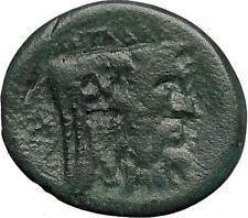 OINIDAI in AKARNANIA 219BC Zeus Man-Headed Bull Ancient Greek Coin i56252 https://trustedmedievalcoins.wordpress.com/2016/06/29/oinidai-in-akarnania-219bc-zeus-man-headed-bull-ancient-greek-coin-i56252/