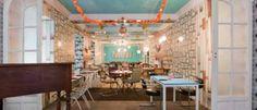 MINI & dASSA bASSA El restaurante creado junto al chef Darío Barrio está abierto en la exposición Casa Decor hasta el 22 de junio.
