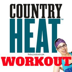 If you told me there was a workout out there that was fun, easy to do, and made me wish for more, then the Country Heat program might be a great fit! Click on the image to learn more about this awesome workout!
