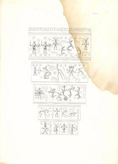 Atlas de l'archéologie du Nord représentant des échantillons de l'age de bronze et de l'age de fer http://urn.nb.no/URN:NBN:no-nb_digibok_2010021903035