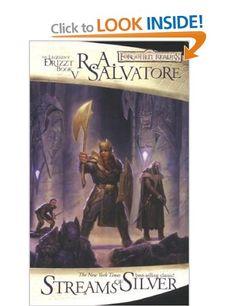 R.A. Salvatore - Streams of Silver