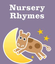 """A Nursery Rhyme is a very important part of teaching pre-reading skills.  According to Mem Fox in her book """"Reading Magic"""" """"Experts in literacy and child development have discovered that if children know eight nursery rhymes by heart by the time they're four years old they're usually among the best readers by the time they are eight."""""""