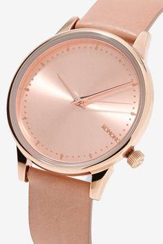 Komono Estelle Watch | Mehr Komono Armbanduhren gibt's bei uns im Online Shop!
