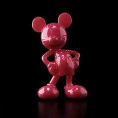 """Melty Mouse"" by @randy.cano  #animationart #3danimation #mickeymouse #randycano #digitalart #supportart"