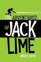 Review: The Adventures of Jack Lime by James Leck | Escape Through the Pages | Click to see review