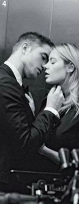 "Dior Homme ""the film"" Robert ´Pattinson and Camille Rowe"