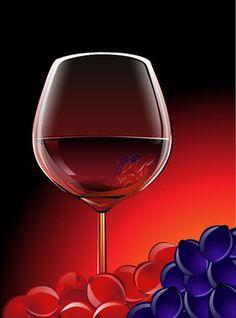 Premium Tutorial: Vector Wine Glass | - Illustrator Tutorials & Tips