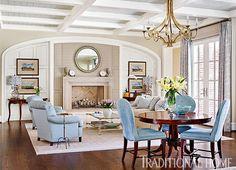 House of Turquoise: Alcott Interiors