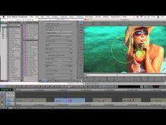 Secondary Color Correction in Avid Media Composer  using boris correct selected.