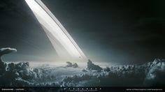 Wanderers Rings of Saturn