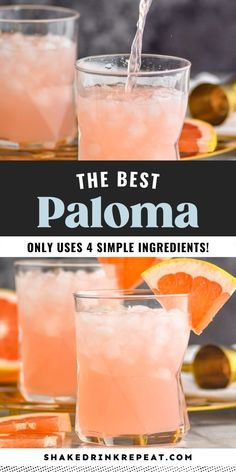 Sweet Alcoholic Drinks, Low Calorie Alcoholic Drinks, Alcoholic Punch Recipes, Coctails Recipes, Alcohol Drink Recipes, Cocktail Drinks, Tequila Drinks, Summer Drinks, Fun Drinks