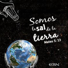 Mateo 5:13 Vosotros sois la sal de la tierra; pero si la sal se desvaneciere, ¿con qué será salada? No sirve más para nada, sino para ser echada fuera y hollada por los hombres. ♔