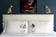 Check out this item in my Etsy shop https://www.etsy.com/uk/listing/566719077/in-love-french-bulldog-pillow-cases