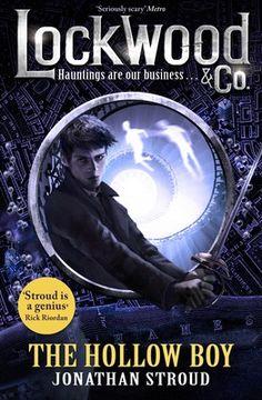 Lockwood & Co: The Hollow Boy: Signed (Hardback)