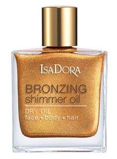 Isadora Bronzing Shimmer Oil Summer 2016