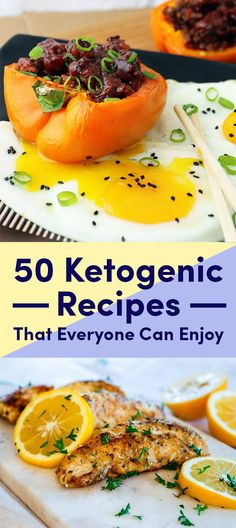 50 Tasty-Looking Recipes That'll Make You Want To Try A Ketogenic Diet ASAP