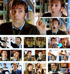 Many Faces of Doctor Who