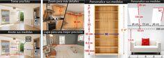 Photo Measures Lite, para anotar medidas de tu casa.