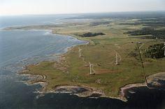 Devenir une population neutre en émissions de CO2 d'ici à 2025 : c'est le défi que s'est lancée l'île suédoise de Gotland.