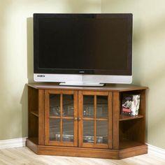 Thomas Corner Flat-panel Tv Stand