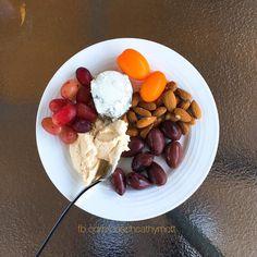 Afternoon #snack #mealplan #mediterranean