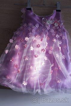 Saténové šaty - 1