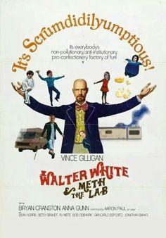 Walter White's Meth Lab