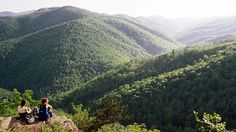 Cruise the Blue Ridge Parkway:Action Packed Summer Trips - MensJournal.com