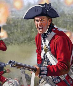 british mistakes during the revolutionary war The siege of savannah, the second deadliest battle of the revolutionary war which was first used to launch explosives against british ships during the.