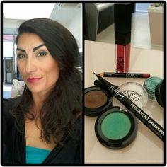 #IDEEMIAMAKEUP  #Trucco del giorno proposto dalla nostra #MakeUpArtist Simona!  #ombretto #ombrettocremoso #eyelinerpen #matitalabbra #rossettoliquido #miamakeuprimini #miamakeup #makeup