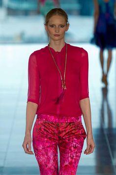 Matthew Williamson S/S '13: Fashionising.com