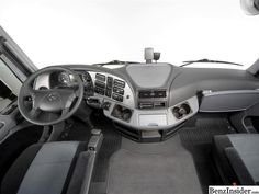 Mercedes-Benz Actros V8