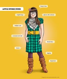 Apple store Indie