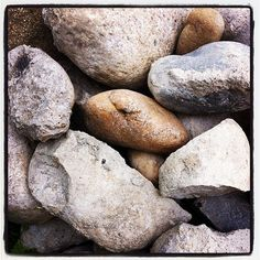 More cool rocks #intercer #rocks