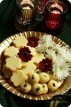 Doodh-Peda by Sia Krishna, via Flickr