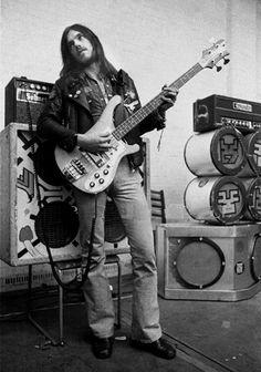 Lemmy Kilmister, 1973