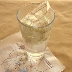 How to make waterproof maps