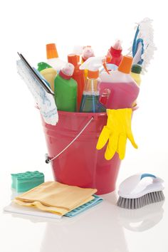 Cleaning with kids - it can be done! blog.rightstart.com