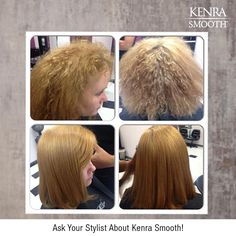 Another great Kenra Smooth result from a class at Onyx Salon McChord AFB!  http://www.kenrasmooth.com