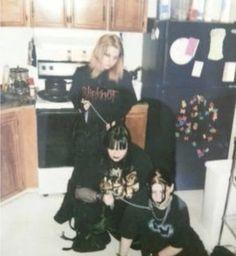 Gothic Metal, Nu Metal, Goth Princess, Modern Goth, Goth Hair, Goth Look, Creepy Pictures, Grunge Goth, Bae