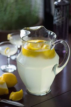 Afton Club Punch (riesling, lemon juice, sparkling water). | Photo: Evan Sung for The New York Times