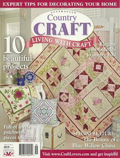 Australian Country Craft - Joelma Patch - Picasa Web Albums