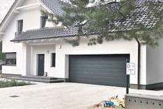 Dom w tamaryszkach 2 Thing 1, Dream House Exterior, Garage Doors, Outdoor Decor, Home Decor, Detached House, House Design, Decoration Home, Room Decor