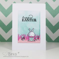 Ostern, Osterkarte, Easter Card