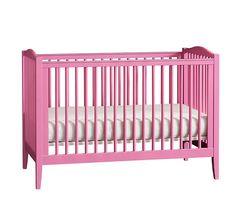 Pottery Barn Kids, Emerson Crib, Pink