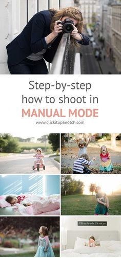 How to Shoot in Manual Mode Stop feeling frustrated with your camera! This step-by-step tutorial teaches you everything you need to learn on how to shoot in manual mode. Dslr Photography Tips, Photography Cheat Sheets, Photography Lessons, Photography For Beginners, Photoshop Photography, Photography Backdrops, Photography Business, Digital Photography, Photography Studios